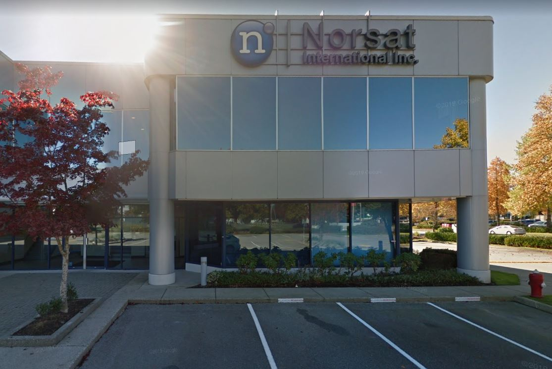 Norsat International Inc.