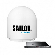 Антенна SAILOR 800 VSAT